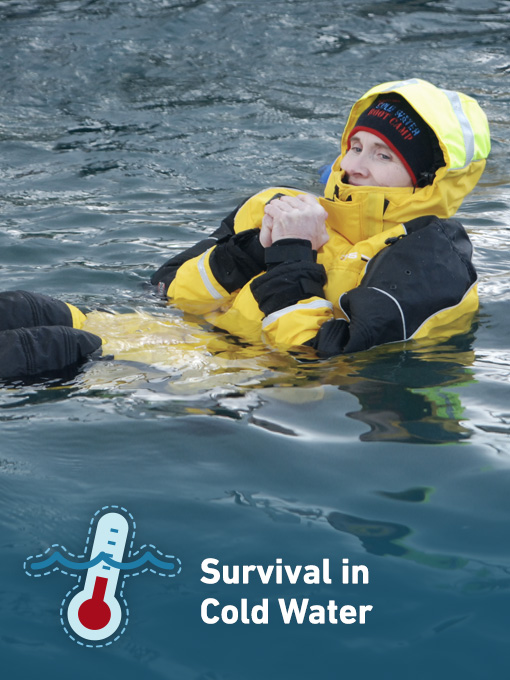 Survival Tips Cold Water